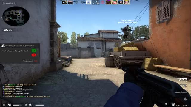 Mordhau How To Vote Kick A Player Youtube
