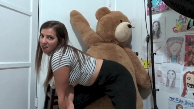 Gabbie Sexy Ass Twerk Vine Gif