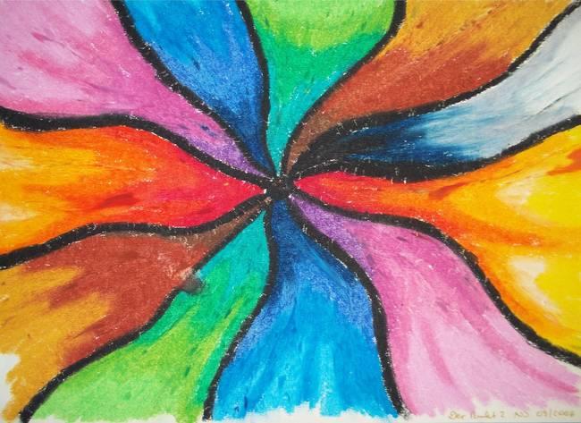 "Stunning ""Caleidoscope"" Artwork For Sale On Fine Art Prints"