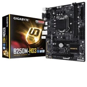 GIGABYTE GA-B250M-HD3