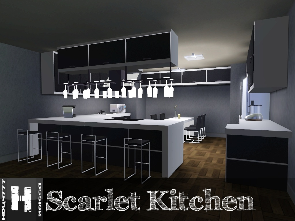 Sims 3 Kitchen Design Ideas