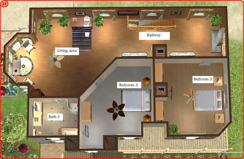 Sims 2 House Designs Floor Plans Amazing House Plans