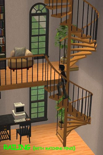 Sims 4 Game Elements That Needs To Be Reworked — The Sims Forums | Sims 4 Stair Railing One Side | Stair Case | Build | Shaped Stairs | Spindles | Steel Handrail