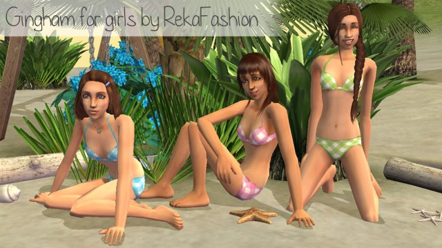 Here Is The Summer Warmth And Beach Time Henceforth The Teens Can Splash In These Cool And Cute Swimwears Two Models For Girls One Model For Boys