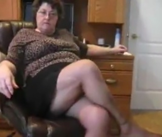 Hot Bbw Granny Exhibition
