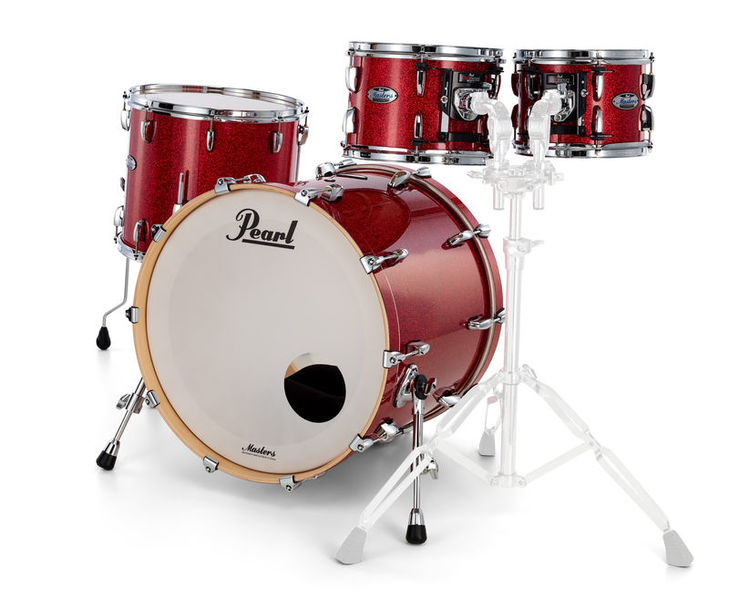 pearl masters maple compl std 319
