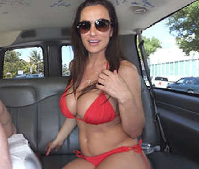 Smoking Hot Milf In Bikini Fucks With Strangers In A Van