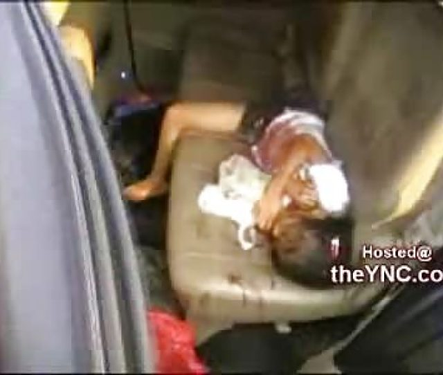 Graphic Video Shows Sister And Brother Shotgunned To Death In Backseat Of Parents Car