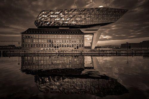 Het Havenhuis van Antwerpen