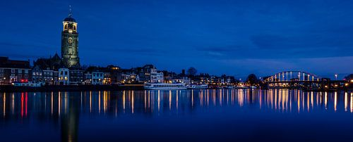 Deventer blauw