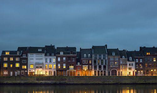 Schemer in Maastricht (Wijck)