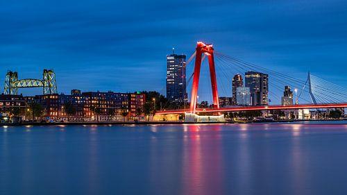 Drie bruggen Rotterdam