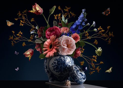 Royal Beauty Bloemstilleven