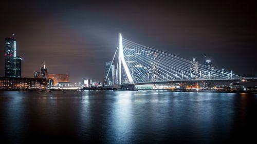 Rotterdam Skyline II (color)