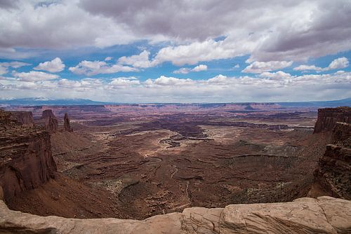 Canyonlands - Islands in the Sky