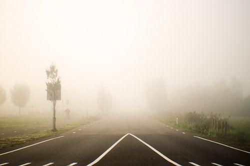 Weg de mist in