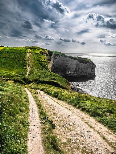 Landschap van Normandië