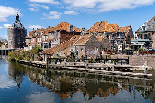 Historische havenstad Enkhuizen