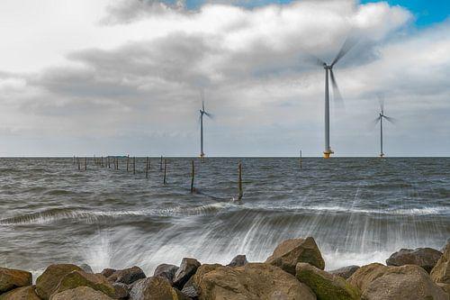 Windmolenpark IJsselmeer