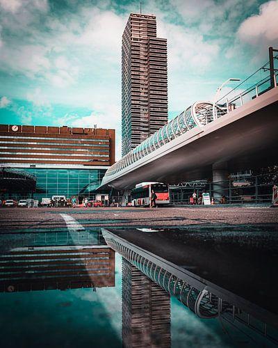 Bus Station Den Haag Centraal