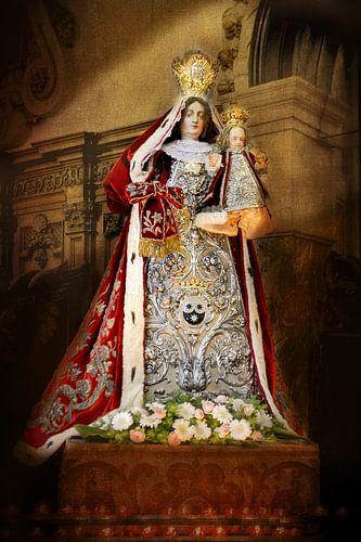 Maria met kindje jezus