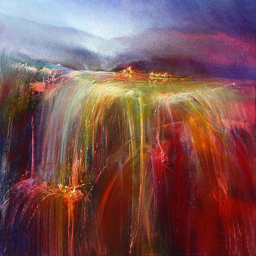 Überfluss - der goldene Wasserfall