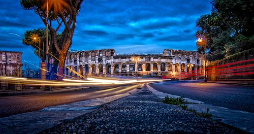 City Lights - Rome in HDR