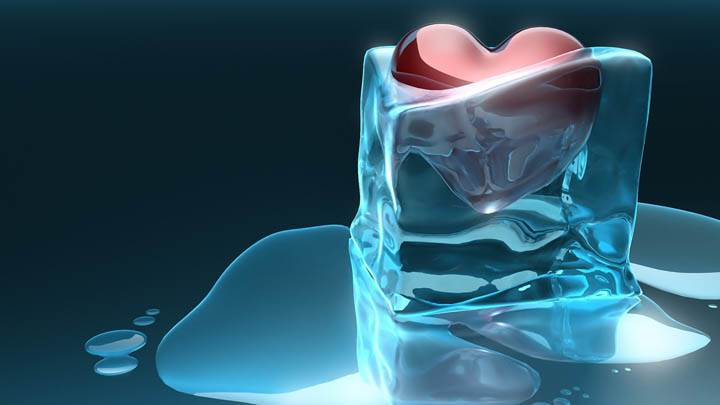 Image result for images the heart of ice