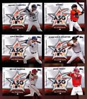 2017 TOPPS ALL STAR FANFEST RELIC SET & WRAPPER REDEMPTION SET