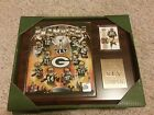 Green Bay Packers Super Bowl XLV Champions Plaque 8x10 Photo w/ Player Card