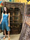 Evelyn Sundress Recycled Sari Spaghetti Strap Boho Hippy Resort Summer Dress S/M