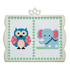 Animals Pattern Dimensions Ornament Cross Stitch Kit for Beginner 11 Counted