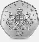 Rare Collectable 50p Coins Flopsy Bunny Beatrix Potter Olympics Newton NHS EEC
