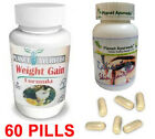 How to Gain Weight - Planet Ayurveda Weight Gain Formula - Gain Fast 60 Pills
