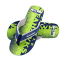 SEATTLE SEAHAWKS CONTOUR FADE WORDMARK - MENS - SMALL