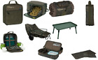 Shimano Sync Luggage Case, Airdry Bag, Pouch *FULL RANGE* NEW Carp Fishing