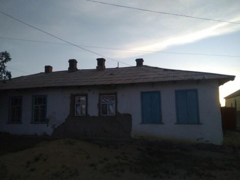 Дом, в котором жил Лев Рохлин.