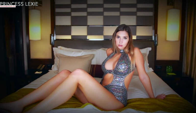 Iwantclips presents Princess Lexie in Overdose on CUM 14 99 Premium user request