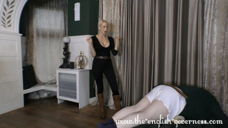 Lady Kenworthy – Severe Belting From – Part 1
