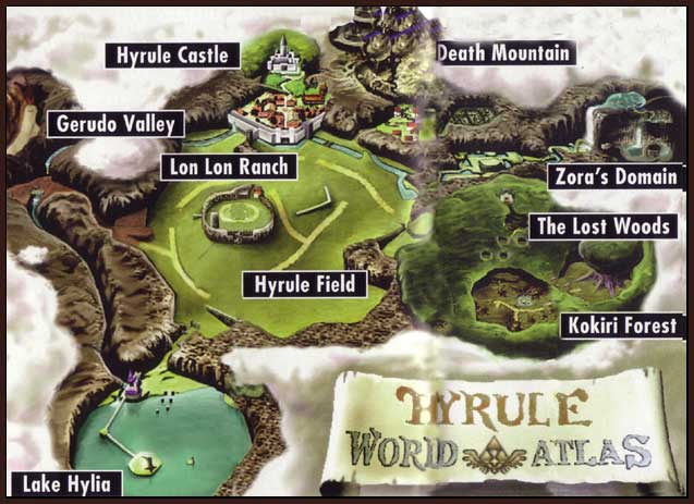 Mod The Sims Project Hyrule