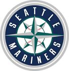 "Seattle Mariners MLB Vinyl Decal - You Choose Size 2""-28"""