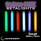 Gardner Tackle Tritium Max Small Betalights Isotope *12mm x 2mm* NEW
