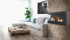 DELTA corner left/right bio ethanol fireplace TÜV certified 4 diffrent sizes