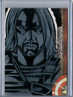 Captain America: The First Avenger 2011 Upper Deck UD Hand Drawn Sketch Card 1/1