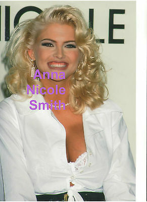 Guess Jeans Anna Nicole Smith 1992 Print Ad