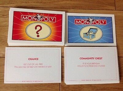 Image result for chance and community chest cards uk