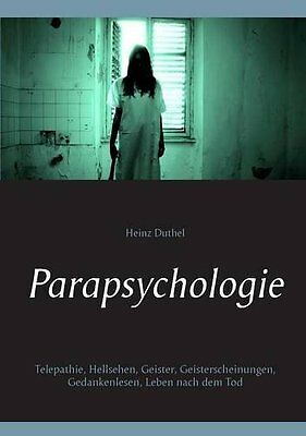USED (LN) Parapsychologie (German Edition) by Heinz Duthel