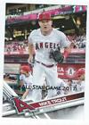 2017 Topps All-Star Game fanfest exclusive silver-stamped Angels - you pick