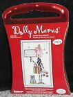 Janlynn Dolly Mamas By Joey Inc Counted Cross Stitch Kits, Christmas DIY, NEW