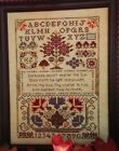 Arise, My Soul Sampler Rosewood Manor Cross Stitch Pattern
